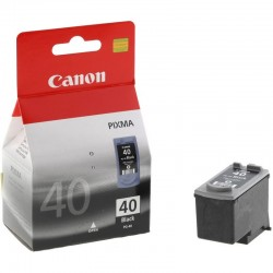 CARTUCHO CANON 40 BLACK
